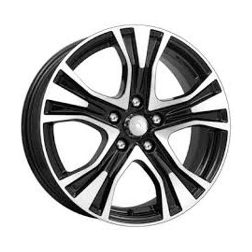 КиК Audi A4 (КСr673) 7,0R17 5*112 ET46 d66,6 Алмаз-черный 680321