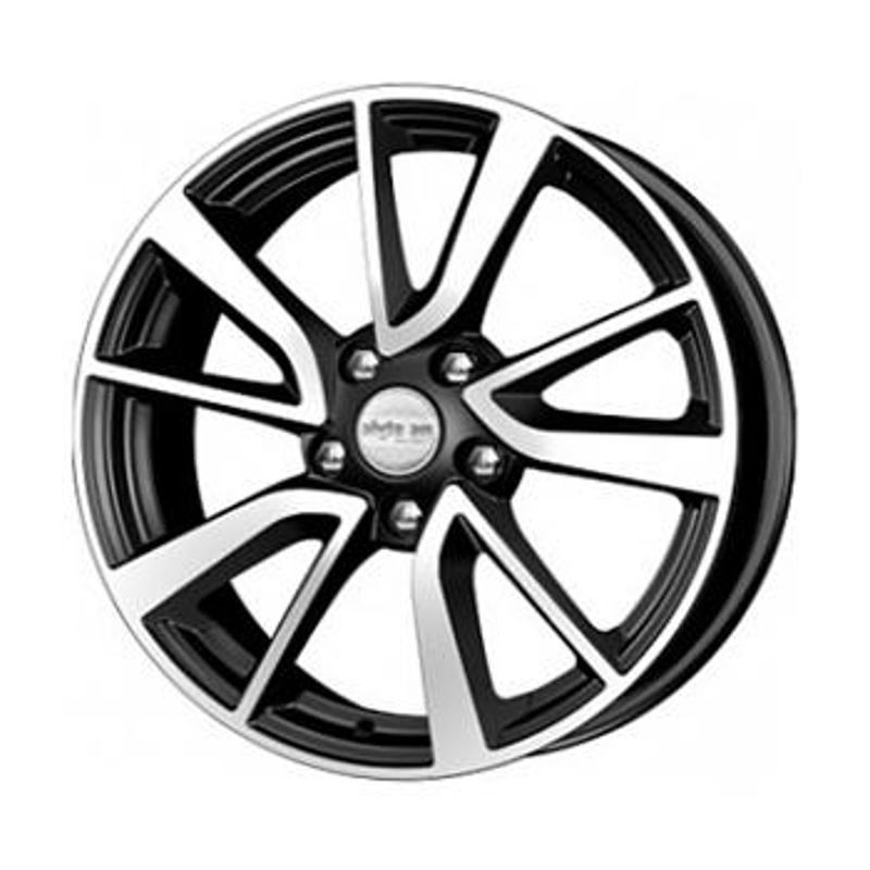 КиК Audi A4 (КСr699) 7,0R17 5*112 ET46 d66,6 Алмаз-черный 680351