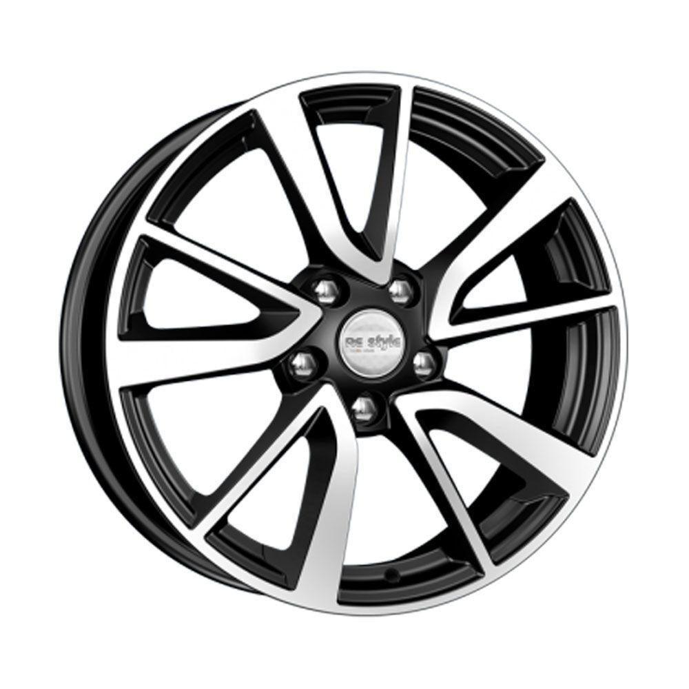 КиК Toyota Camry (КСr699) 7,0R17 5*114,3 ET45 d60,1 Алмаз-черный 655531