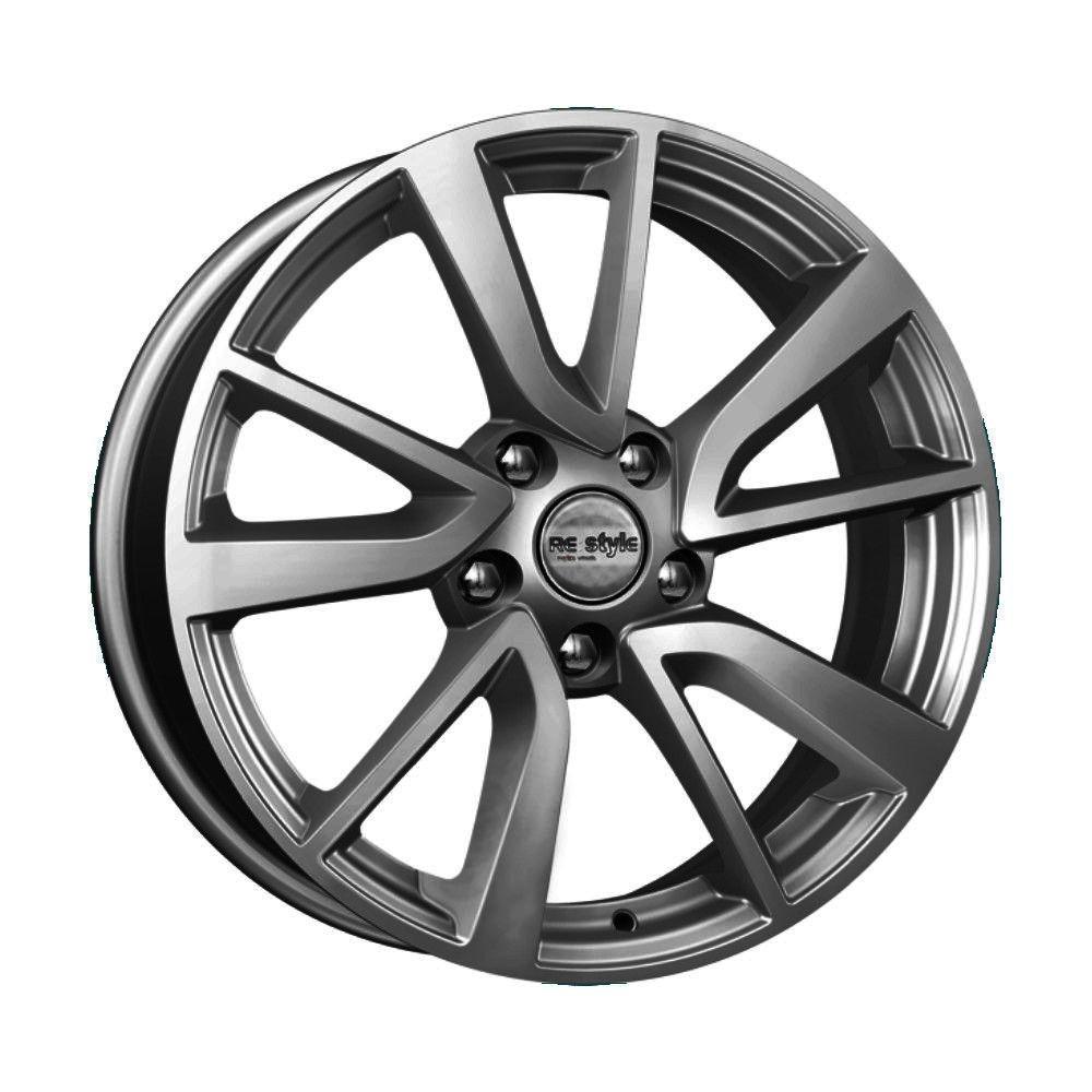 КиК Toyota Camry (КСr699) 7,0R17 5*114,3 ET45 d60,1 Дарк платинум 744671