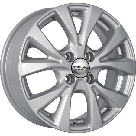 СКАД Hyundai Solaris (KL-262) 6,0R15 4*100 ET48 d54,1 S 25800081