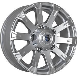 КиК Байкал R16x7 5x139.7 ET35 CB108.5 Silver