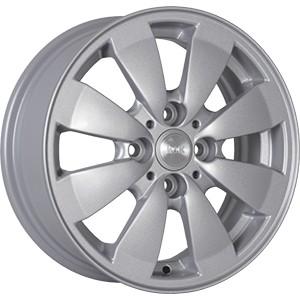 КиК КС577 (14 Гранта Норма) R14x5.5 4x98 ET35 CB58.5 Silver