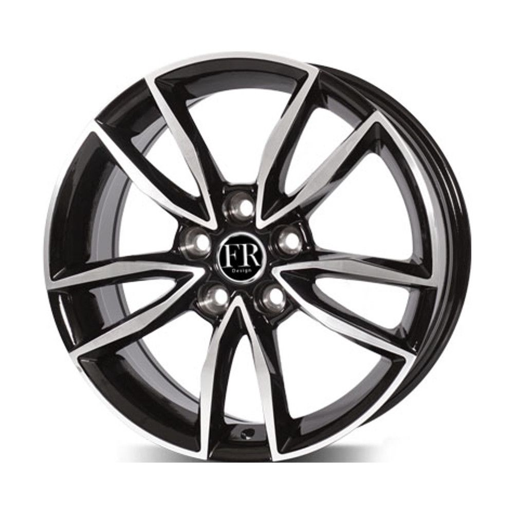 Replica FR Toyota TY214 7,0R17 5*114,3 ET45 d60,1 BMF