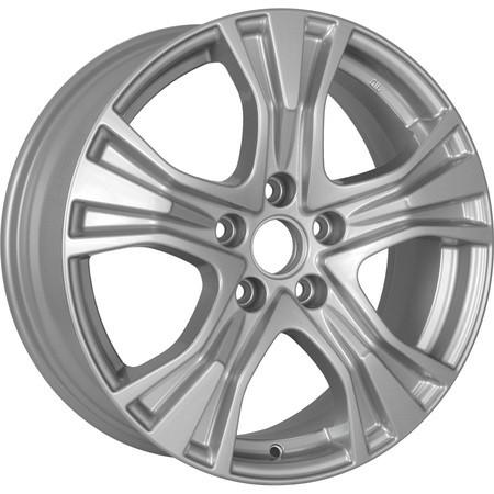 КиК КС673 (ZV 17 Juke) R17x7 5x114.3 ET47 CB66.1 Silver