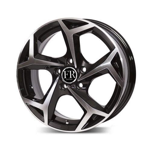 Replica FR Volkswagen VV5340 6,0R15 5*100 ET40 d57,1 BMF