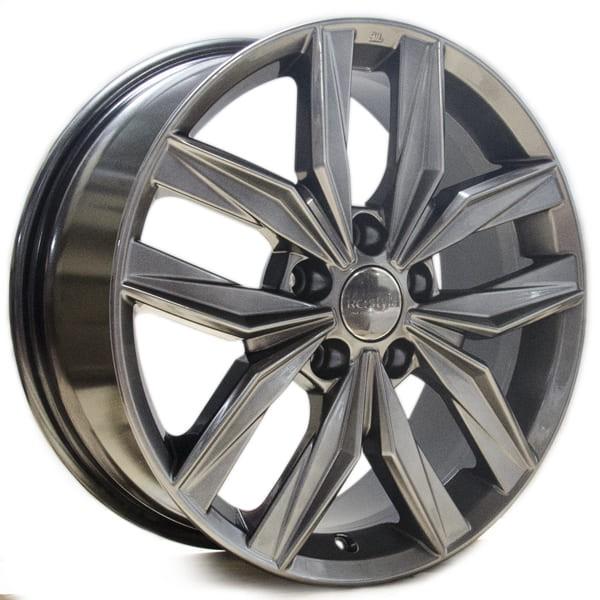 КиК Hyundai i40 (КСr774) 7,0R17 5*114,3 ET45 d67,1 Дарк платинум 740701