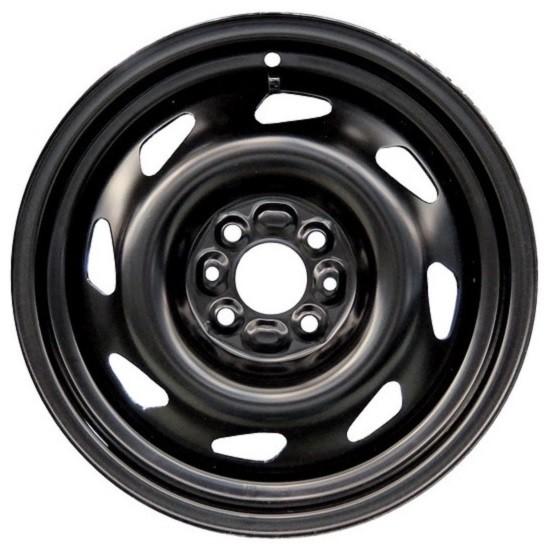 ТЗСК Lada R15x6 4x98 ET35 CB58.6 Black